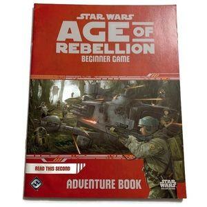 Star Wars: Age of Rebellion Adventure Book
